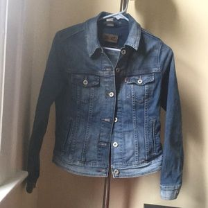 Small Levi's Denim Jacket